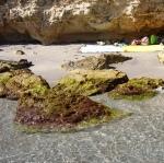 Micro spiagga a ferragosto